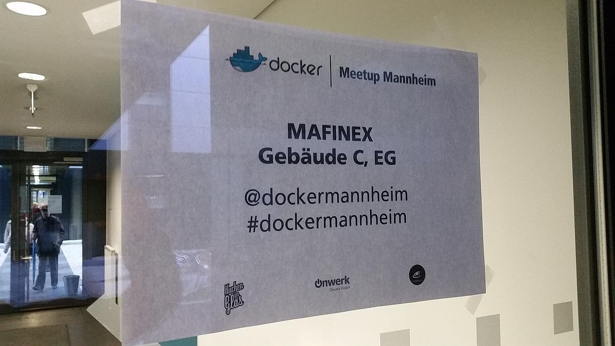 Docker Mannheim