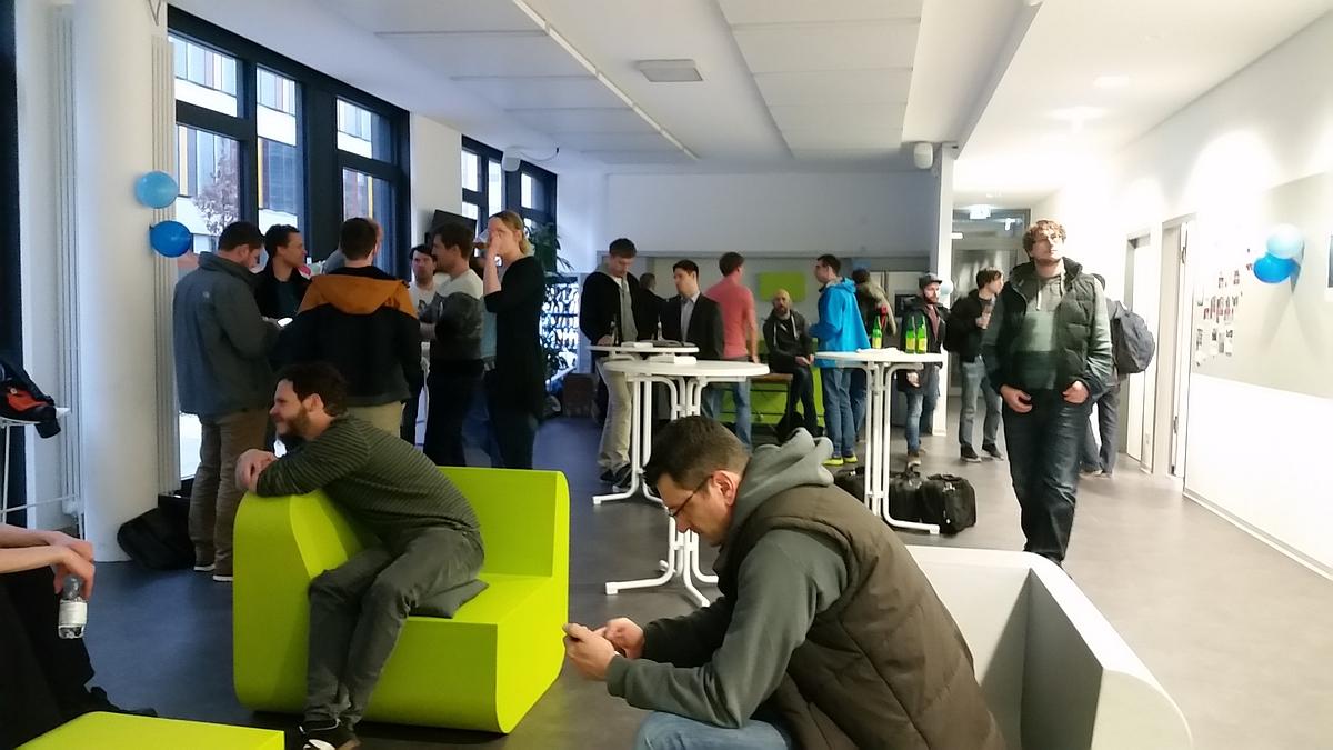 Docker Meetup Mannheim