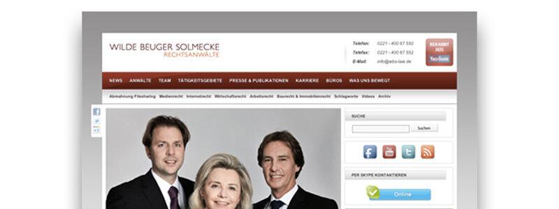 Wilde Beuge Solmecke