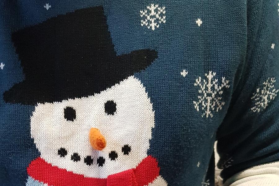 Dots United Weihnachtsfeier