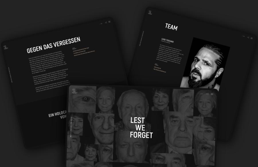 Luigi Toscano - Gegen das Vergessen