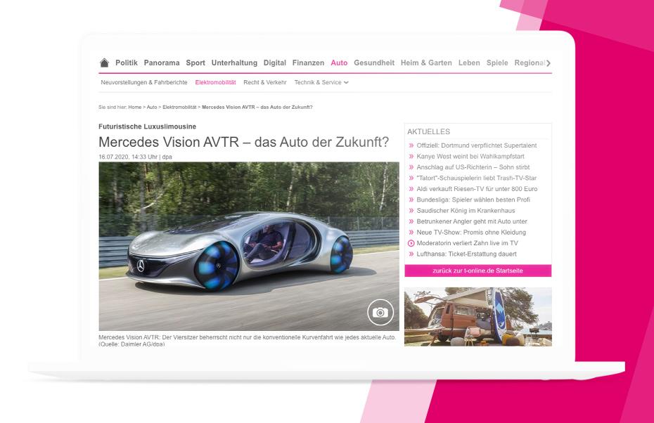 T-Online Auto Testberichte