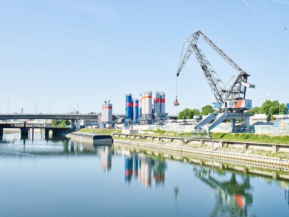 Hafen Jungbusch Mannheim